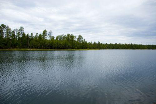 lake nature lakes