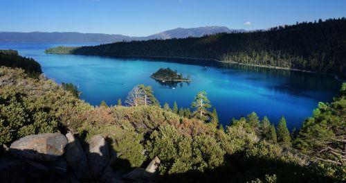 lake tahoe water