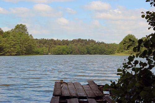 lake web mecklenburg western pomerania