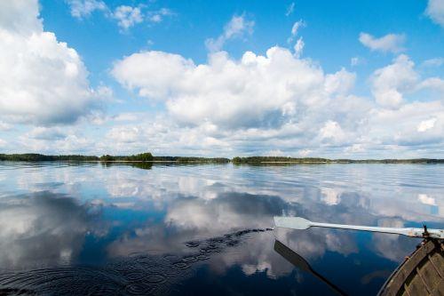 lake cloud finnish