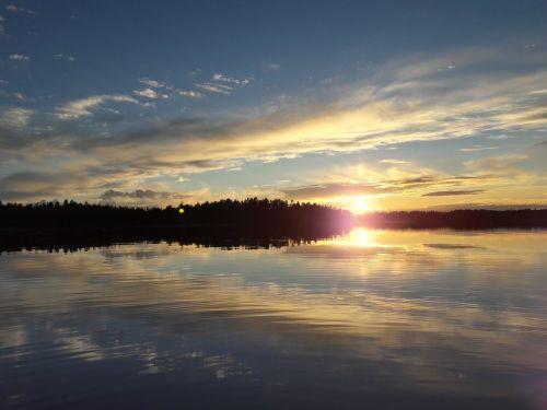 lake water solar