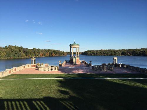 lake landscaping water