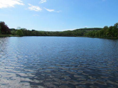 lake blue outlook