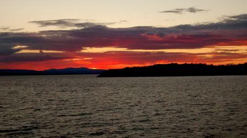 lake vermont scenic