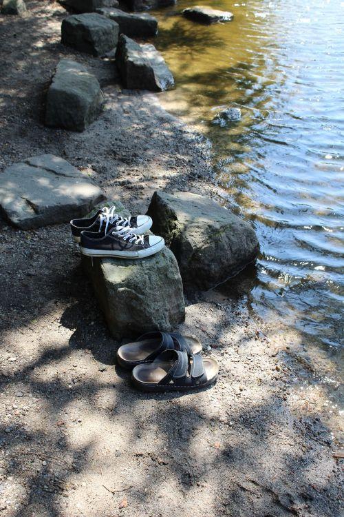 lake shoes mummelsee