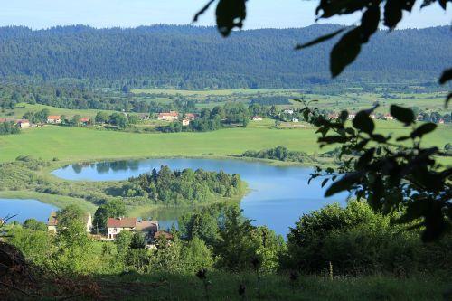 lake jura field