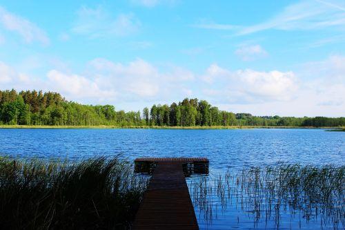 lake secret mysterious