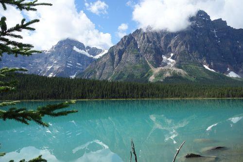 lake canada mirroring