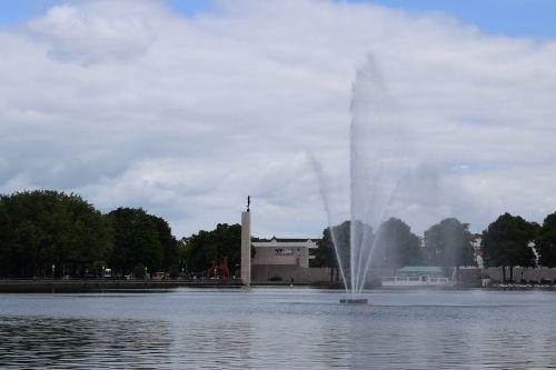 lake source pond