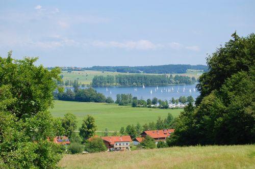 lake bavaria water