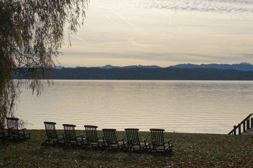 ežeras,twilight,abendstimmung,atmosfera,kraštovaizdis,kraštovaizdžio vanduo