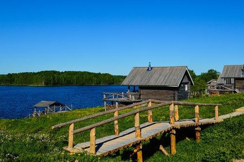 lake  vikings  norway