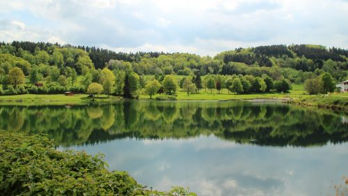 lake rursee landscape