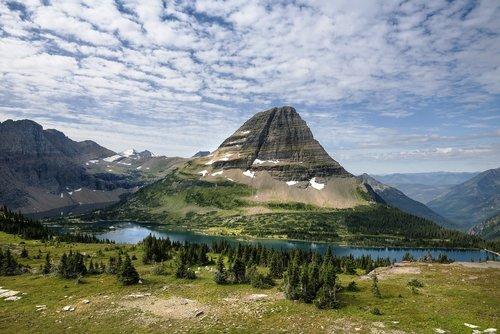 lake  hidden  landscape