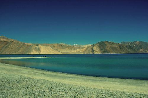lake ladakh india