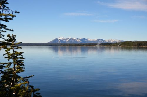 lake view water