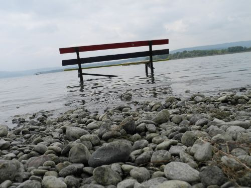 lake silent nature