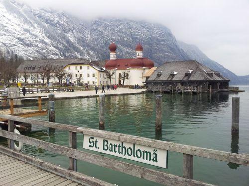 lake königssee beautiful