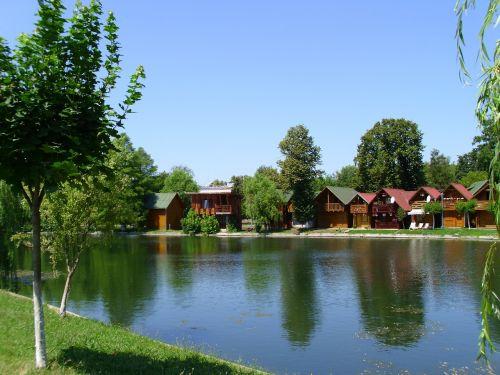 lake nature sports and music