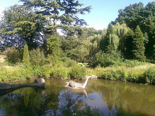 lake summer park