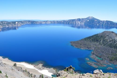 lake crater lake crater