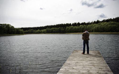 lake water angler