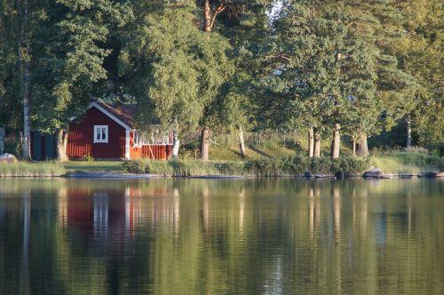 lake idyll bank
