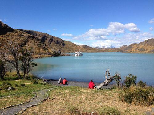 patagonia nature lake