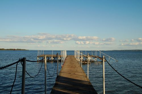 lake balaton pier