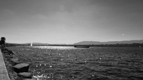 lake stars water jet
