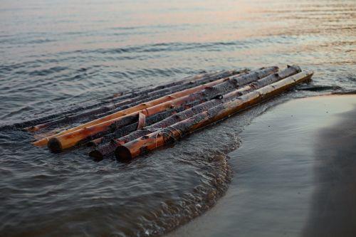 lake raft onega