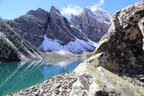 lake agnes canada lake