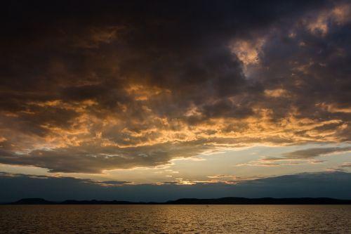 lake balaton lake water