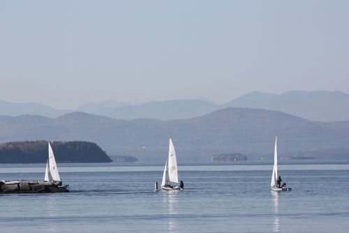 lake champlain sailboats adirondacks