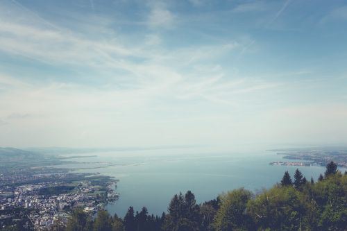 lake constance pledges mountains