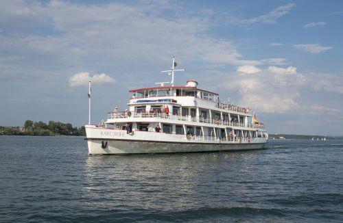 lake constance ship karlsruhe