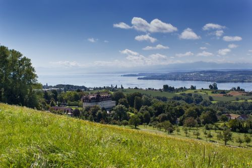 lake constance panorama outlook