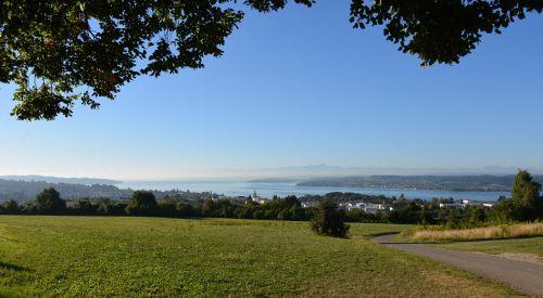 lake constance view lake view