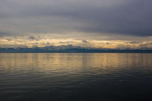 lake constance alpine alpine panorama