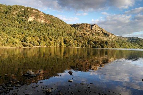 lake district  cumbria  mountains