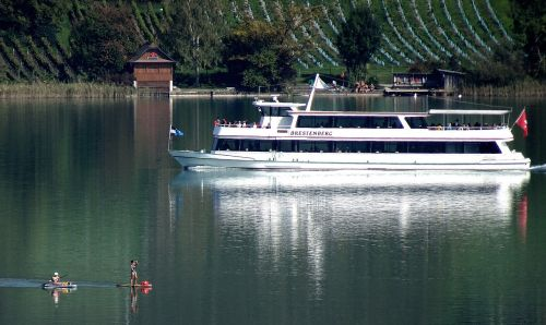 lake hallwil autumn seeglück