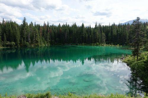 lake jasper alberta canada
