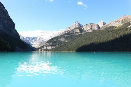 lake louise rockies canada
