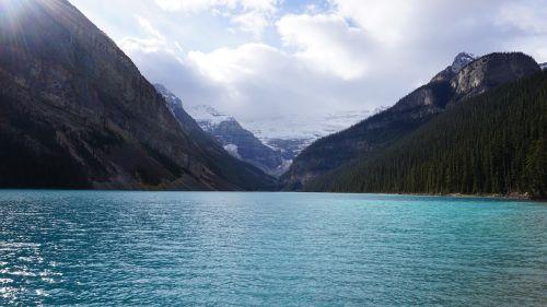 lake louise lake banff
