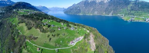 lake lucerne region lucerne mountains