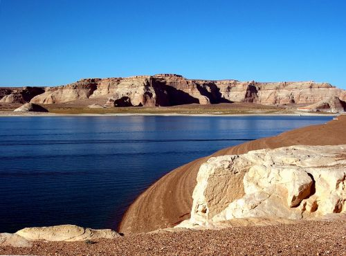 lake powell arizona america