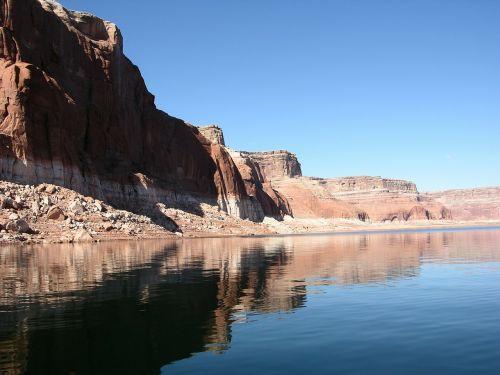 lake powell arizona water