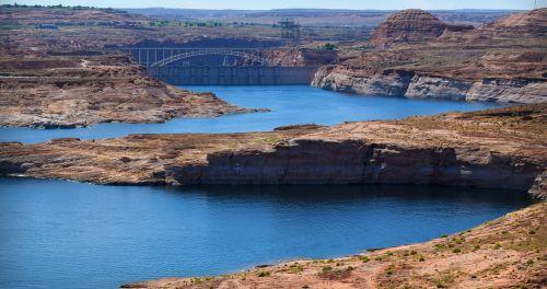 lake powell dam glen canyon