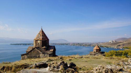 lake sevan monastery church