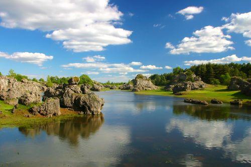 lake shore herald landscapes